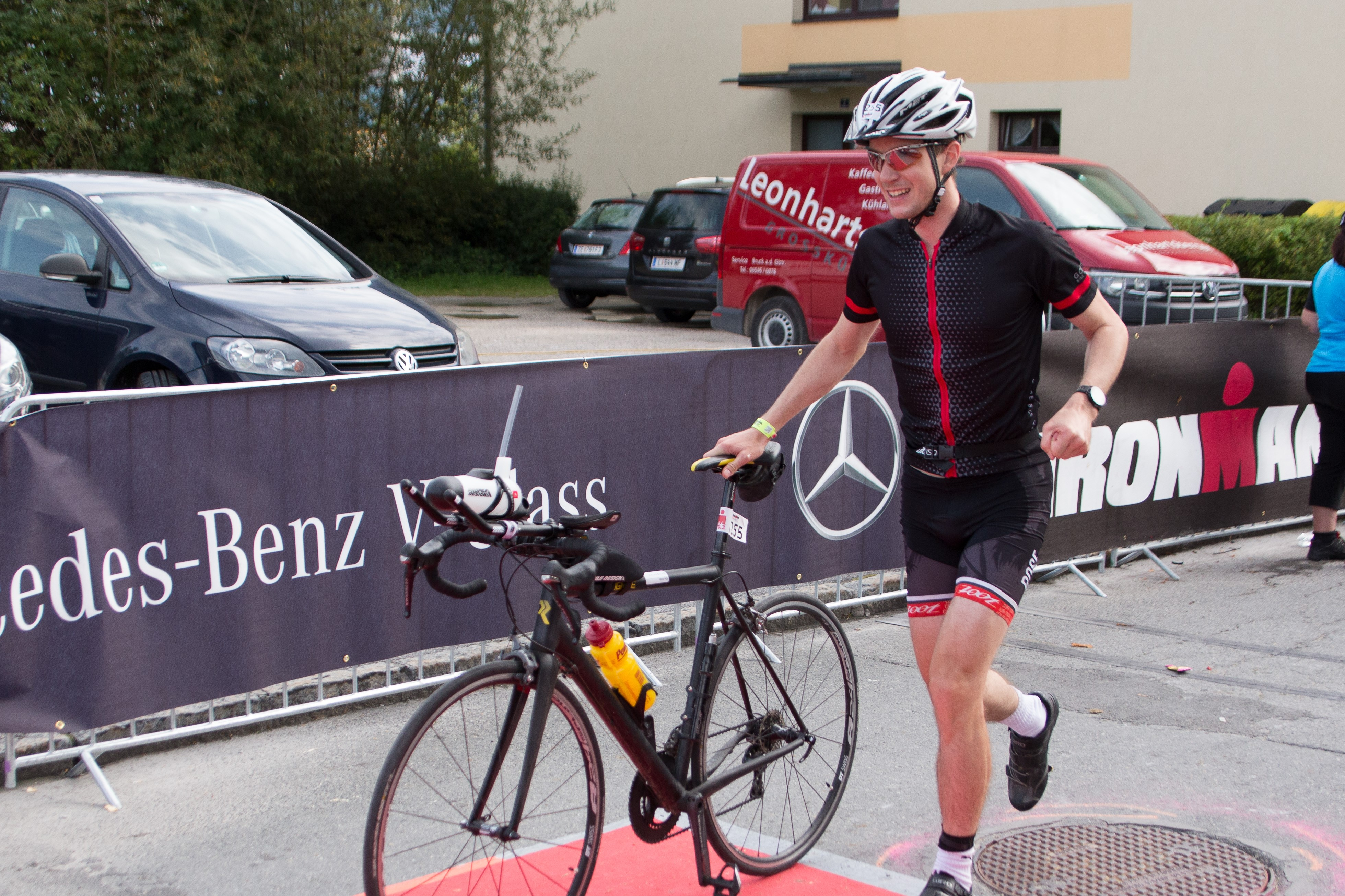 Ironman – Mitteldistanz Zell am See (Teil 2)