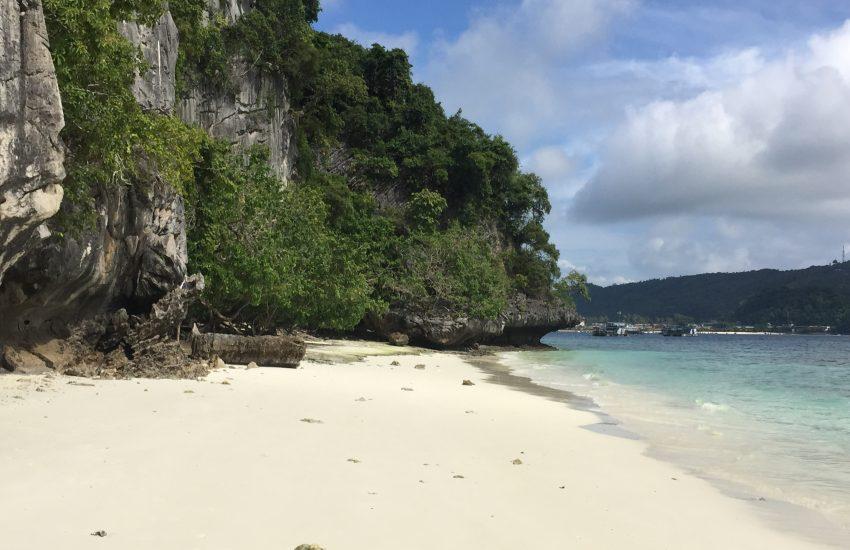 Entspannung wie auf einer einsamen Insel - das Buddha Principle macht's möglich